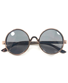 Kidofash Persol Frame Sunglasses With Hard Case - Brown