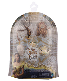 Disney Princess Beauty And The Beast Castle Friends Collection - Multi Color