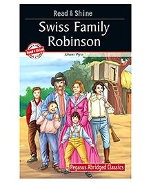 Pegasus Story Book Swiss Family Robinson - English