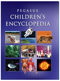 Pegasus Childrens Encyclopedia - English