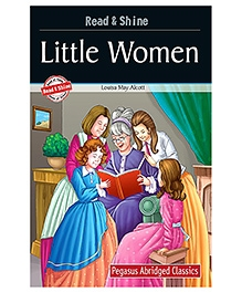 Pegasus Story Book Little Women - English