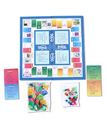 Ekta - Business India Board Game