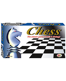 Ekta - Chess Jr. Board Family Game