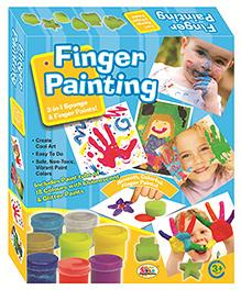 Ekta Finger Painting - With 18 Colors