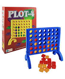 Ekta Plot 4 Board Game