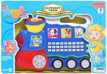 Fab N Funky - Musical Toy Alphabet Train