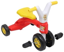 Fab N Funky Baby Tricycle - Red N Yellow
