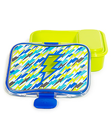 Skip Hop Kid Mealtime Lunch Kit Feeding Set Lighting Design - Blue Green