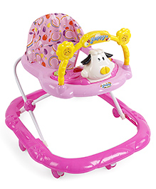 Baby Musical Walker - Pink Purple
