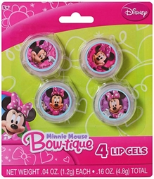 Minnie Mouse - Bowtique Lip Gel