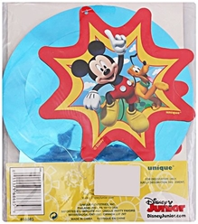 Mickey - Hanging Swirls