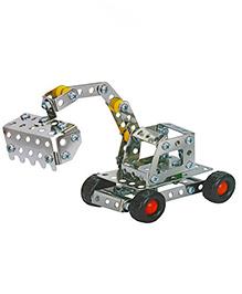 Emob Metal Alloy Building Block Mechanix Toy -  239 Pieces