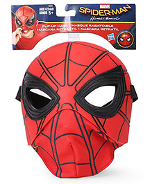 Marvel Spider Man Flip Up Mask - Red