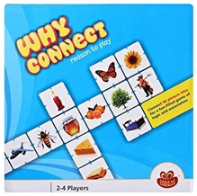 Chalk & Chuckles - Why Connect, Reason To Play