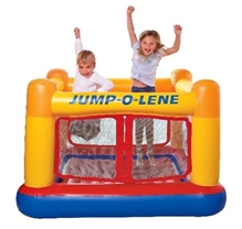Intex Jump O Lene Inflatable Play House