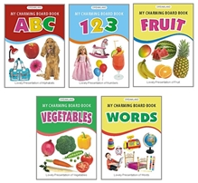 Dreamland Charming Board Book Pack - 5 Titles