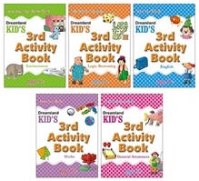 Dreamland - Kid's Activity Books Pack 5 Titles