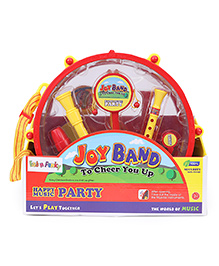 Joy Band Happy Music Party - Multicolor