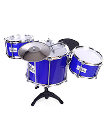 Baby Jazz Drum Set - Royal Blue