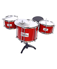 Baby Jazz Drum Set - Red