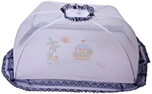 Mee Mee Mosquito Net With Frill Medium Navy Blue