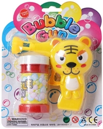 Fab N Funky - Tiger Shaped Bubbliser