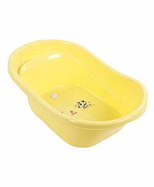 Baby Bath Tub - Yellow