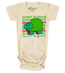 Earth Conscious - Half Sleeves Skin friendly Romper