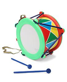 Lovely Drum Set Big - Multicolour - 1486645