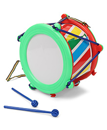 Lovely Drum Set Big - Multicolour - 1486646