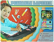 Ramson Portable Lapdesk - Barbie