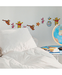 Decofun Winnie The Pooh Foam Wall Sticker - Multi Color