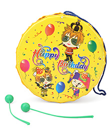Mansaji Toy Drum Set - Multi Colour