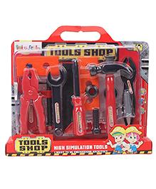Kids Tools Kit - Black & Red