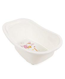 Baby Bath Tub - White - 1490486