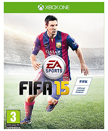 Xbox One Fifa 15 - Green
