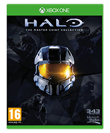 Xbox One Halo Master Cheff Collection - Black