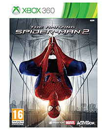 Xbox 360 Amazing Spiderman 2 - Red