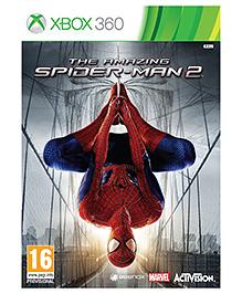 Xbox 360 Amazing Spiderman 2 - Red