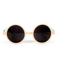 Mauve Collection Nerdy Sunglasses - Blue