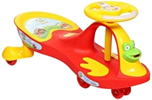 Toyzone - Twister Car Deluxe Red