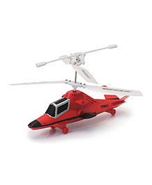 The Flyers Bay Powerful Radio Controlled Helicopter - Red