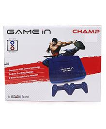 Mitashi Gamein Champ - Green