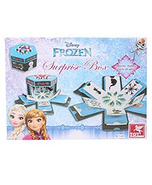 Disney Frozen Surprise Box - Blue