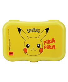 Jaypee Lunch Box Pokemon Print - Yellow