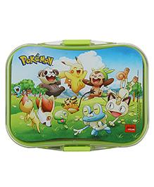 Jaypee Pokemon My Box Lunch Box Blue Green - 550 Ml