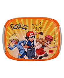 Jaypee Pokemon Print My Box Lunch Box Orange - 720 Ml