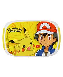 Jaypee Pokemon Print My Box Lunch Box Yellow White - 900 Ml