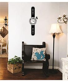 SYGA Watch Design Wall Sticker - Black