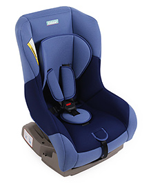Convertible Baby Car Seat - Dark & Light Blue
